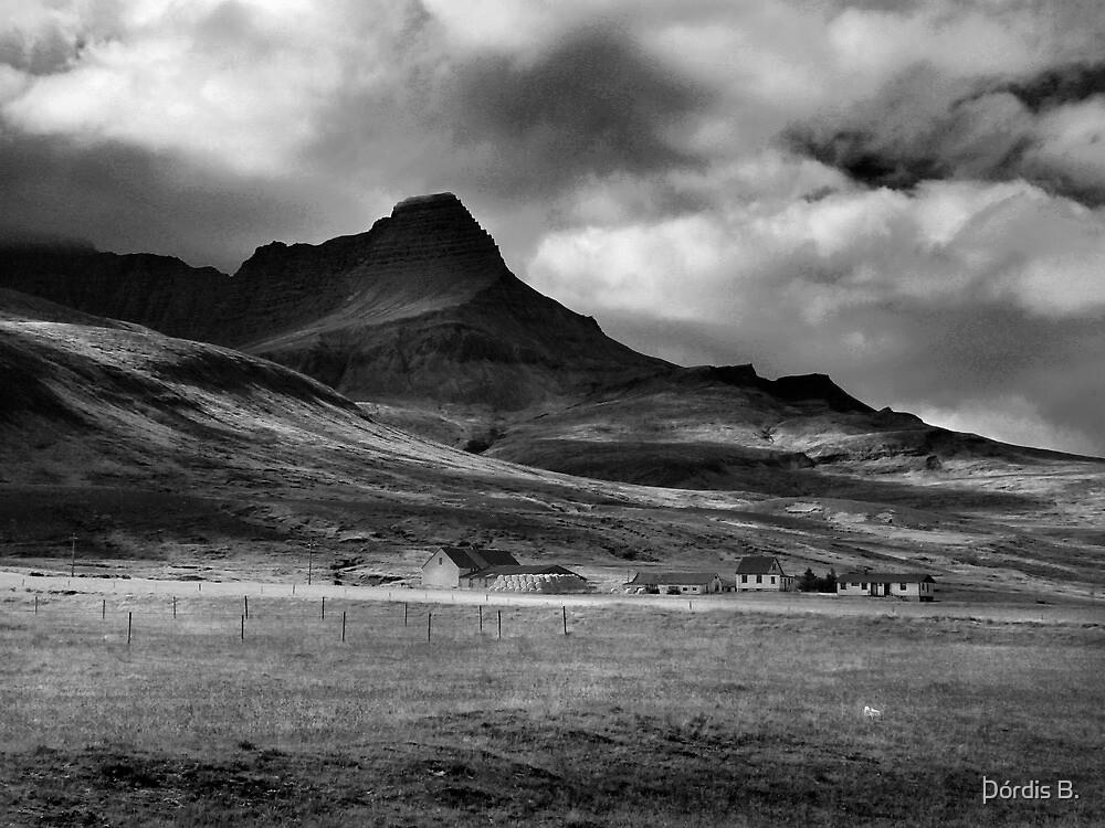 Giants Horn by Þórdis B.