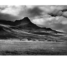 Giants Horn Photographic Print