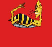 Drunken Wasp Mens V-Neck T-Shirt
