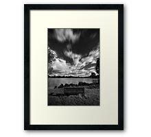 Constant & Change Framed Print