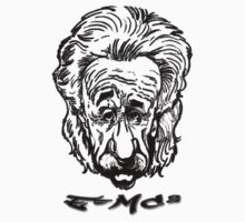 Albert Einstein by Bonus