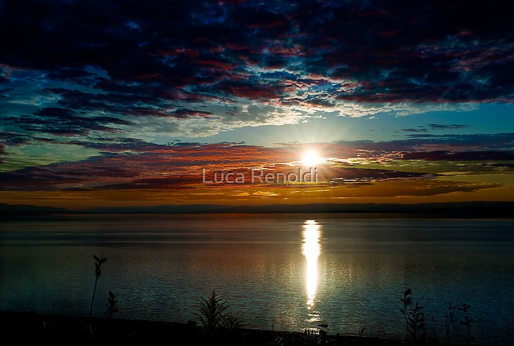 Waking up at Digby - Nova Scotia by Luca Renoldi