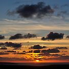 Sunset in Cornwall II by MungoPL