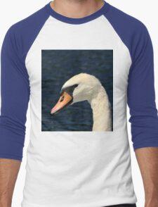 Mute Swan Men's Baseball ¾ T-Shirt