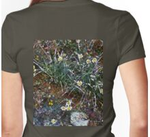 The Back Garden Womens Fitted T-Shirt