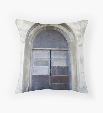 Better with age Throw Pillow
