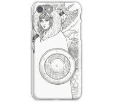Wheel of Fortune - Tarot Card iPhone Case/Skin