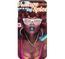 Vintage Spice iPhone Case/Skin