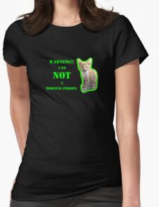 Warning I Am NOT A Morning Person T-Shirt