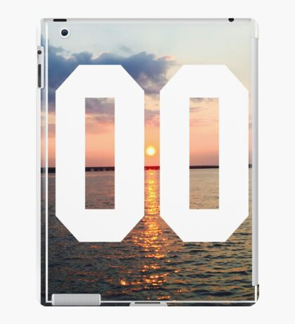 Sunset Zero iPad Case/Skin