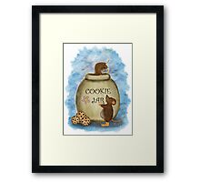 Little Thieves Framed Print