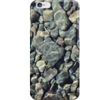 River Rocks 1 iPhone Case/Skin