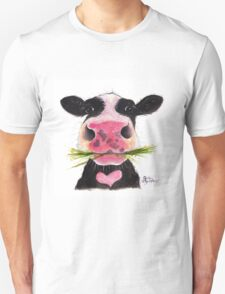 NOSEY COW 'ROCKY' T-Shirt