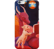 Storytime dragon style iPhone Case/Skin