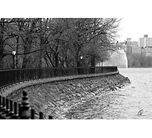 Jacqueline Kennedy Onassis Reservoir NY Photographic Print