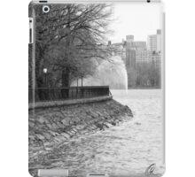 Jacqueline Kennedy Onassis Reservoir NY iPad Case/Skin