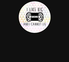 i like big skeins and i cannot lie funny yarn knit crochet Tank Top