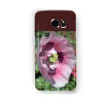 Precious Poppy Samsung Galaxy Case/Skin