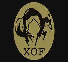 MGS V XOF Patch T-Shirt