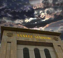 Yankee Stadium, NY by cthomas888
