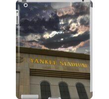 Yankee Stadium, NY iPad Case/Skin