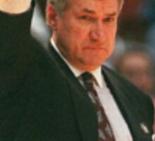 Dean Smith Sticker