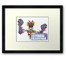Rapture Bot Framed Print
