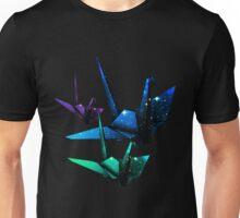 Galactic Origami Unisex T-Shirt