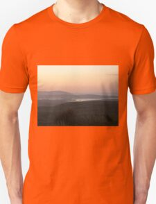 Soft evening light - Towards Downings Donegal  Ireland  Unisex T-Shirt