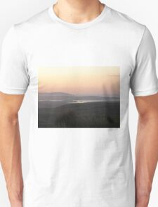 Soft evening light - Towards Downings Donegal  Ireland  T-Shirt