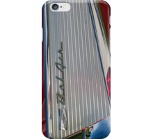 1957 Chevy Belair Detail in Red iPhone Case/Skin