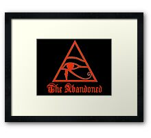 The Abandoned (Ascension Tribute) Framed Print