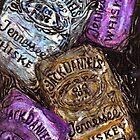 Jack Daniels - ACEO by DreddArt