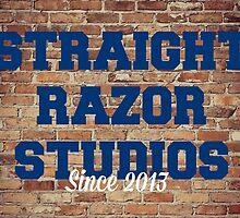 Straight Razor Studios Brickface Poster by SRP-Merchandise