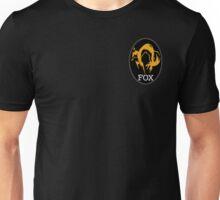 MGS FOX Patch T-Shirt Unisex T-Shirt