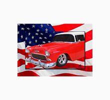 Patriotic 55 Chevy Unisex T-Shirt