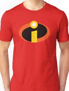 The Incredibles Logo Unisex T-Shirt