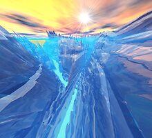 Fehyh Canyons  by XadrikXu