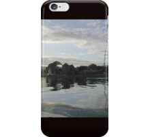 Culmore Reflections Derry Ireland iPhone Case/Skin