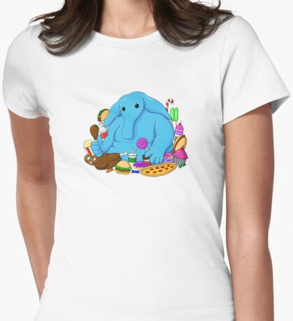 Max Rebo from Star Wars  Womens Fitted T-Shirt