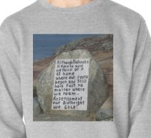Painted Rock in NL Pullover