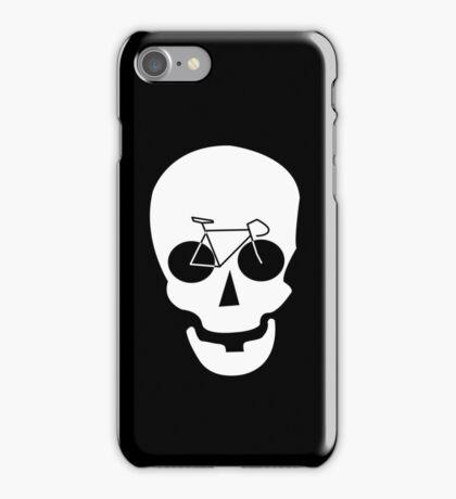 Bike Skull iPhone Case/Skin