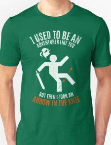 Arrow In the Knee 2.0 T-Shirt