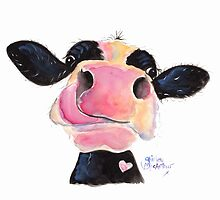 NOSEY COW 'JAMMIE JESSIE' by Shirley MacArthur