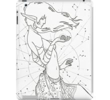 High Priestess - Tarot Card iPad Case/Skin