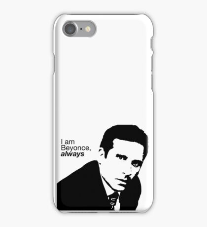 I am Beyonce always iPhone Case/Skin