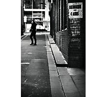 Beware Photographic Print