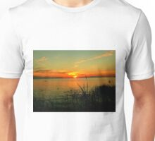 Lake Manitoba Sunrise Unisex T-Shirt
