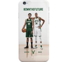 Bucks iPhone Case/Skin