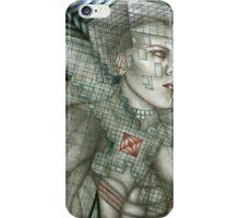 Hybrid Steve iPhone Case/Skin